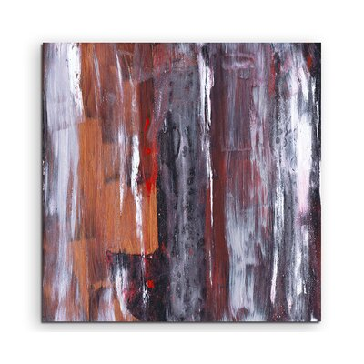 PaulSinusArt Enigma Abstract 904 Photographic Print on Canvas