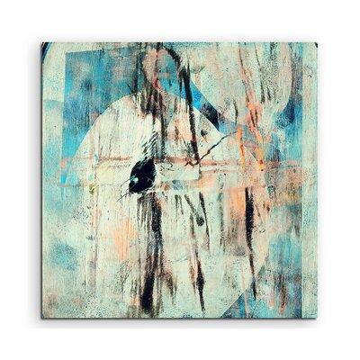 PaulSinusArt Enigma Abstrakt 908 Painting Print on Canvas