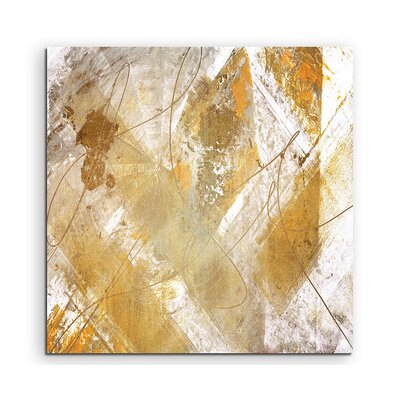 PaulSinusArt Enigma Abstract 909 Photographic Print on Canvas