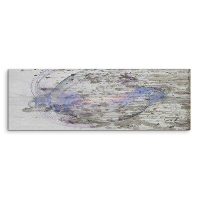 PaulSinusArt Enigma Panorama Abstrakt 1041 Painting Print on Canvas