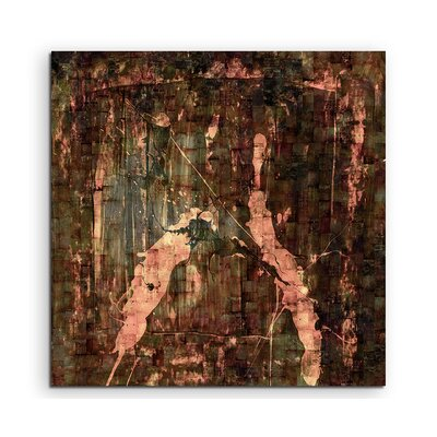 PaulSinusArt Enigma Abstrakt 627 Painting Print on Canvas