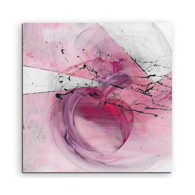 PaulSinusArt Enigma Abstract 1414 Photographic Print on Canvas
