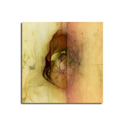 PaulSinusArt Enigma Abstract 399 Photographic Print on Canvas
