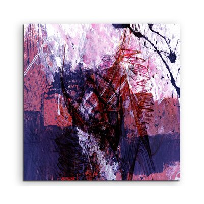 PaulSinusArt Enigma Abstract 1416 Photographic Print on Canvas