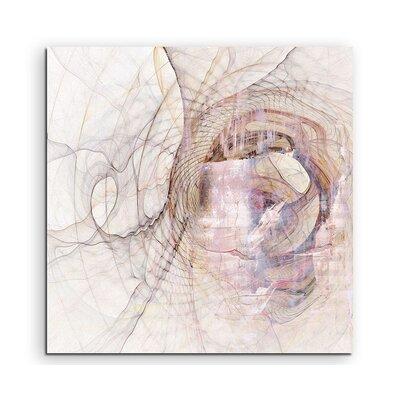 PaulSinusArt Enigma Abstrakt 1348 Painting Print on Canvas
