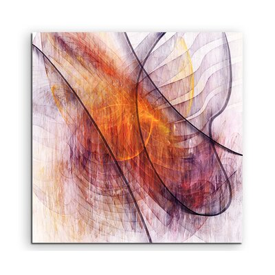 PaulSinusArt Enigma Abstract 1423 Photographic Print on Canvas