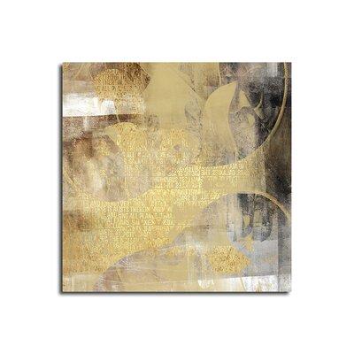PaulSinusArt Enigma Abstrakt 413 Painting Print on Canvas