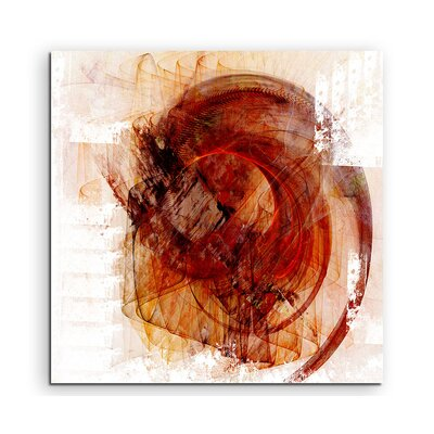 PaulSinusArt Enigma Abstrakt 1354 Painting Print on Canvas