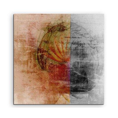 PaulSinusArt Enigma Abstrakt 1490 Painting Print on Canvas
