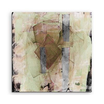 PaulSinusArt Enigma Abstract 746 Photographic Print on Canvas