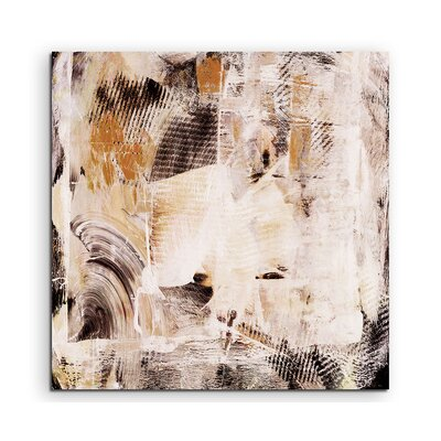 PaulSinusArt Enigma Abstrakt 747 Painting Print on Canvas