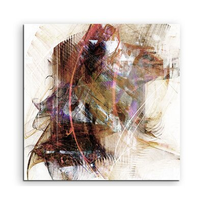 PaulSinusArt Enigma Abstract 749 Photographic Print on Canvas