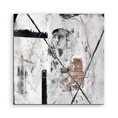PaulSinusArt Enigma Abstract 750 Photographic Print on Canvas