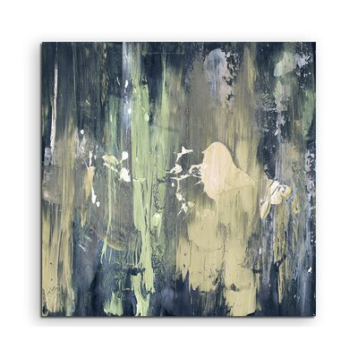 PaulSinusArt Enigma Abstrakt 753 Painting Print on Canvas