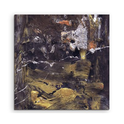 PaulSinusArt Enigma Abstrakt 802 Painting Print on Canvas