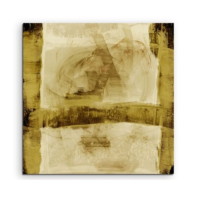 PaulSinusArt Enigma Abstrakt 762 Painting Print on Canvas