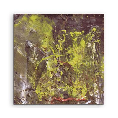 PaulSinusArt Enigma Abstrakt 803 Painting Print on Canvas