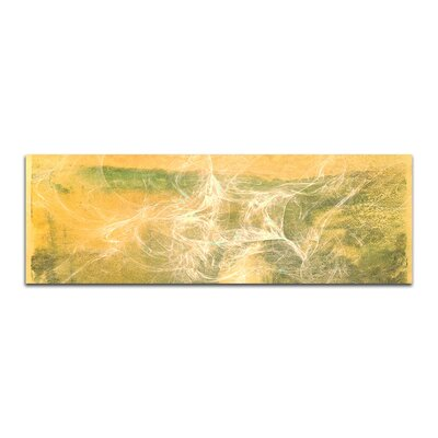 PaulSinusArt Enigma Panorama Abstrakt 161 Painting Print on Canvas