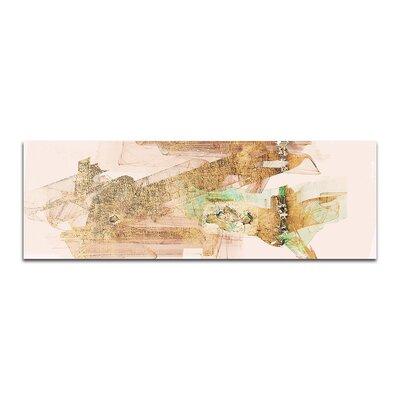 PaulSinusArt Enigma Panorama Abstrakt 195 Painting Print on Canvas