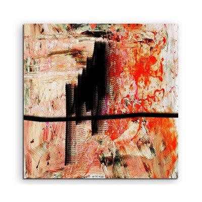 PaulSinusArt Enigma Abstrakt 847 Painting Print on Canvas