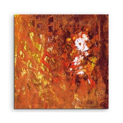 PaulSinusArt Enigma Abstrakt 849 Painting Print on Canvas