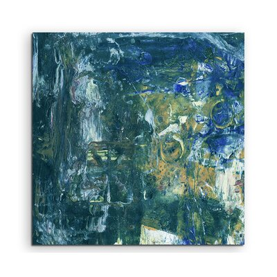 PaulSinusArt Enigma Abstrakt 851 Painting Print on Canvas