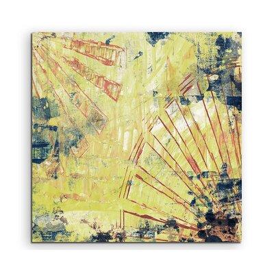 PaulSinusArt Enigma Abstrakt 857 Painting Print on Canvas