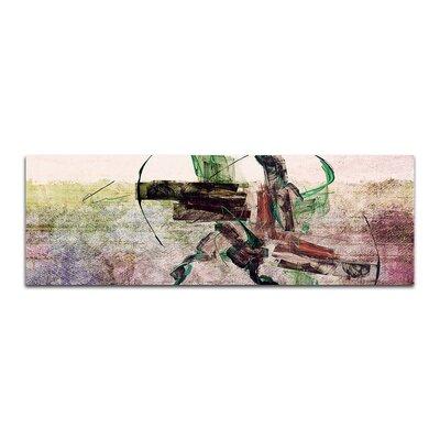 PaulSinusArt Enigma Panorama Abstrakt 207 Painting Print on Canvas