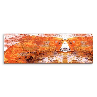 PaulSinusArt Enigma Panorama Abstrakt 640 Painting Print on Canvas