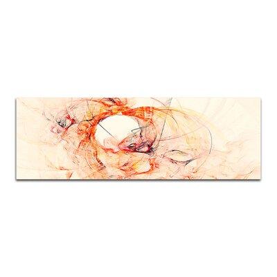 PaulSinusArt Enigma Panorama Abstrakt 277 Painting Print on Canvas