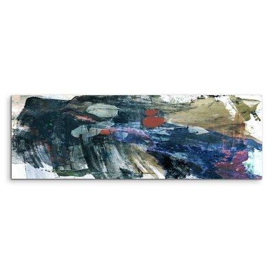 PaulSinusArt Enigma Panorama Abstrakt 835 Painting Print on Canvas