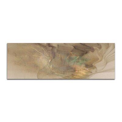 PaulSinusArt Enigma Panorama Abstrakt 462 Painting Print on Canvas