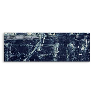 PaulSinusArt Enigma Panorama Abstrakt 959 Painting Print on Canvas