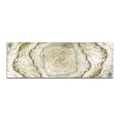 PaulSinusArt Enigma Panorama Abstrakt 474 Painting Print on Canvas