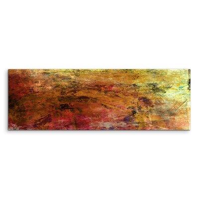 PaulSinusArt Enigma Panorama Abstrakt 971 Painting Print on Canvas