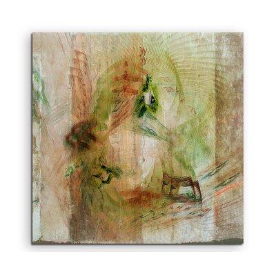 PaulSinusArt Enigma Abstrakt 1002 Painting Print on Canvas