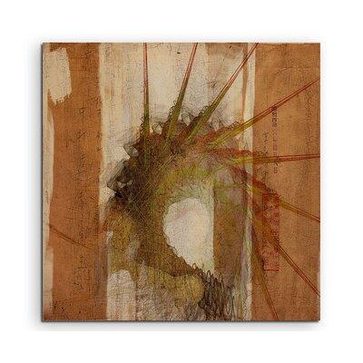PaulSinusArt Enigma Abstrakt 1004 Painting Print on Canvas