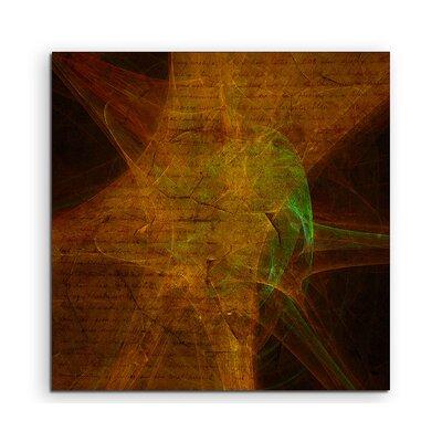 PaulSinusArt Enigma Abstrakt 1016 Painting Print on Canvas