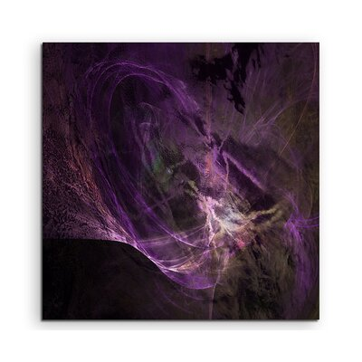 PaulSinusArt Enigma Abstract 1042 Photographic Print on Canvas