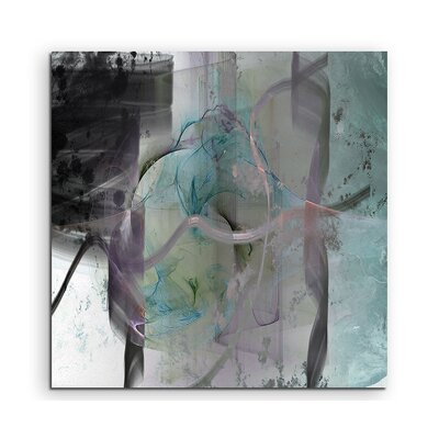 PaulSinusArt Enigma Abstract 1043 Photographic Print on Canvas