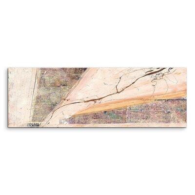 PaulSinusArt Enigma Panorama Abstrakt 559 Painting Print on Canvas