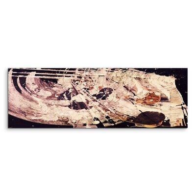 PaulSinusArt Enigma Panorama Abstrakt 775 Painting Print on Canvas