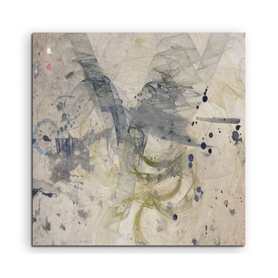 PaulSinusArt Enigma Abstrakt 1051 Painting Print on Canvas