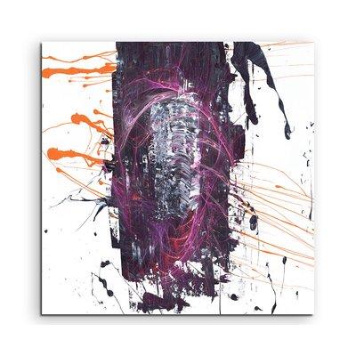 PaulSinusArt Enigma Abstrakt 1254 Painting Print on Canvas