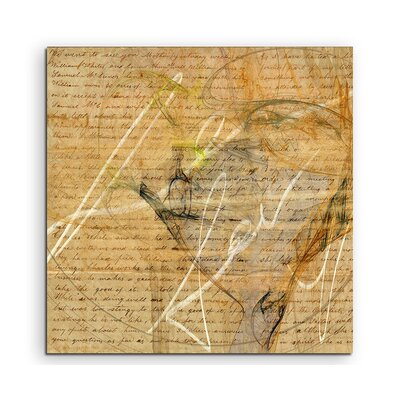 PaulSinusArt Enigma Abstract 1052 Photographic Print on Canvas