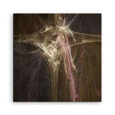 PaulSinusArt Enigma Abstrakt 1054 Painting Print on Canvas
