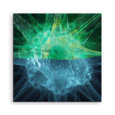 PaulSinusArt Enigma Abstract 1259 Photographic Print on Canvas