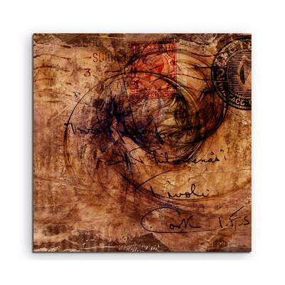 PaulSinusArt Enigma Abstract 1059 Photographic Print on Canvas