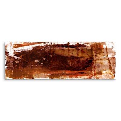 PaulSinusArt Enigma Panorama Abstrakt 786 Painting Print on Canvas