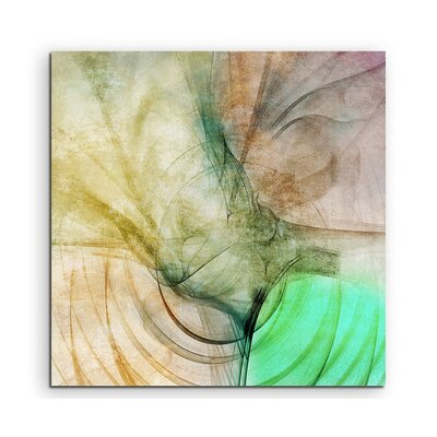 PaulSinusArt Enigma Abstract 1061 Photographic Print on Canvas